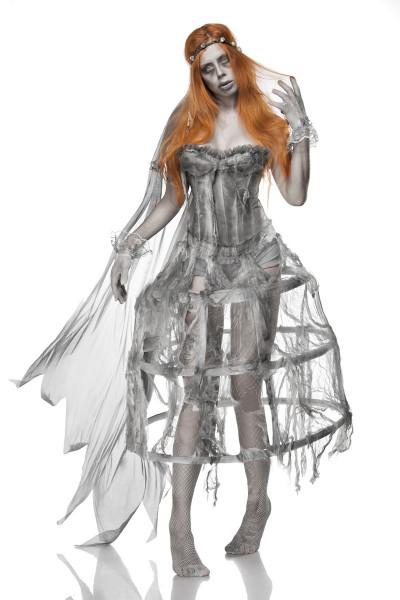 Zombie-Braut - Vorderseite