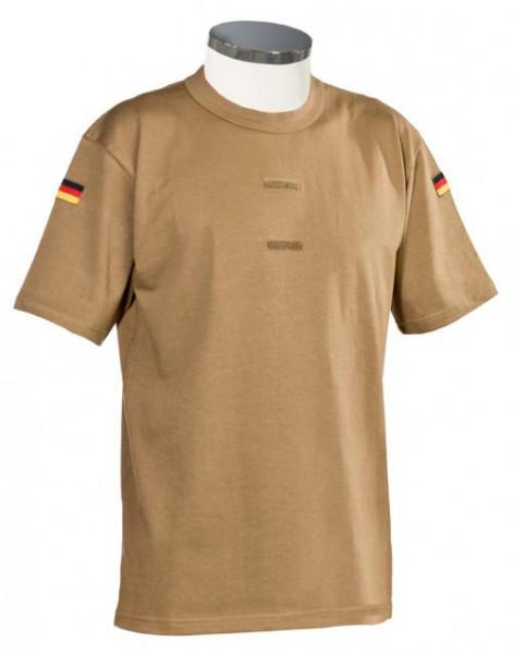 Unterhemd 'orig. Bw kurzarm mit Klettstreifen'