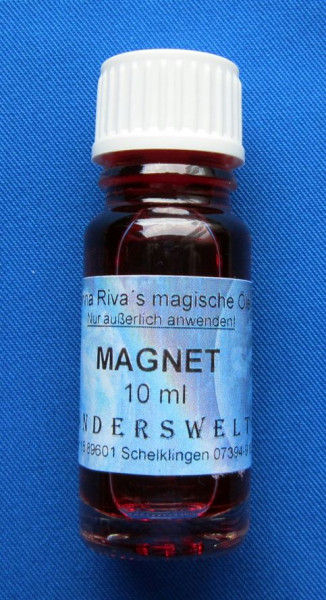 Anna Riva's magnet - ätherisches Öl