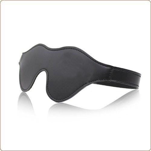 PVC Augenmaske mit Klettverschluss