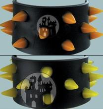 Latex Catsuit - Schritt RV und Nieten