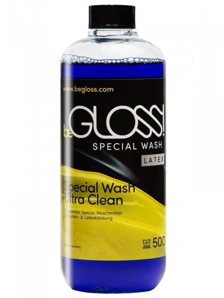 Special Wash für Latex