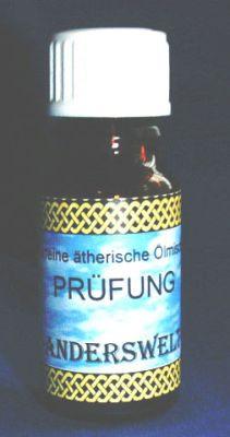 Prüfung - ätherische Ölmischung
