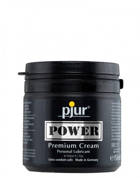 pjur Power Premium Creme - 150ml