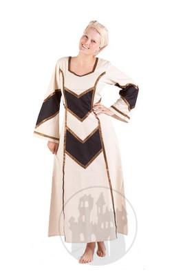 Mittelaltergewandung - Kleidung aus Leinen