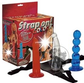 Strap on! Colour - 4-teilig