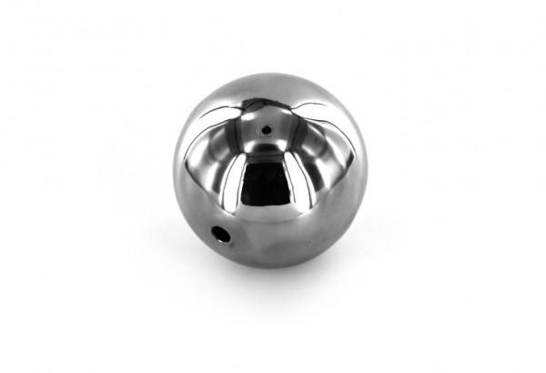 Hohle Stahlkugel mit Loch