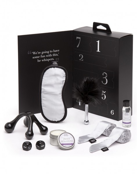 FSoG Pleasure Overload - Bestseller Set