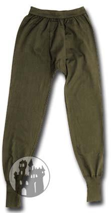 BW Unterhose - oliv - Übergrößen