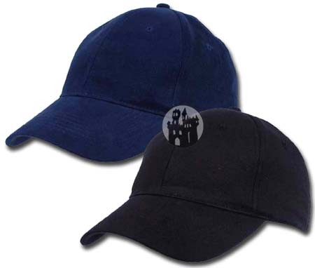 Baseballcap - gebogenes Schild