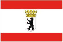 Flagge 'Berlin'