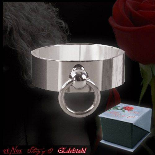 Ring Story of O. - 8mm