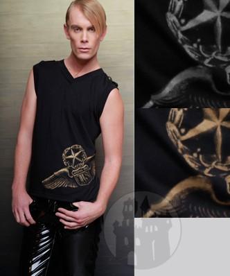 Gothic V-Shirt f