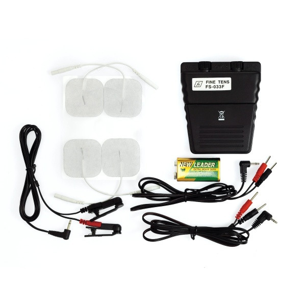 Elektro Sex Power Box mit 9V Batterie