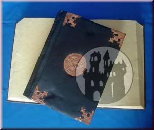 Buch der Schatten - Exklusiv - Echtleder