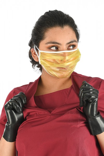 PVC Maske