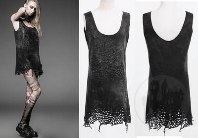 Gothic-, Steampunk und Cosplay-Kleidung f