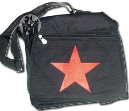 Tasche 'Big Red Star'