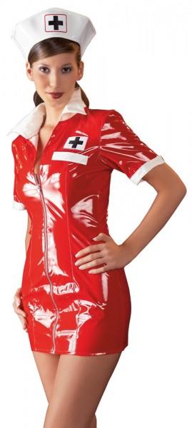Krankenschwester-Kleid Vorne