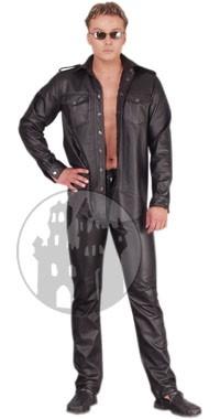 BDSM Shop - Leder Korsett -Lederkleidung - Bondage Shop