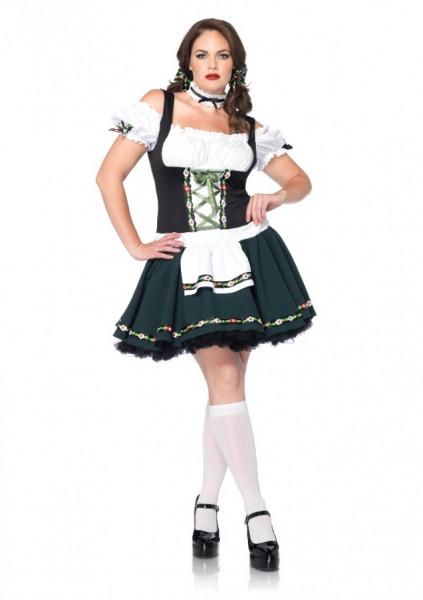 Bavarian Babe - Kostüm Set 2TLG. - Queensize