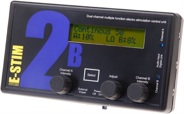 E-Stim E-Box Serie 2B Kit
