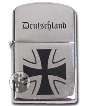 Benzin-Sturmfeuerzeug 'Deutschland'
