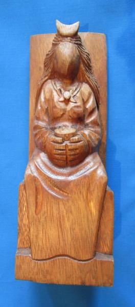 Altarfigur große Göttin
