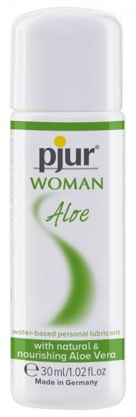 pjur woman Gleitgel Aloe modelle-sex