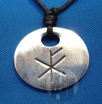 Binderunen Amulett 'Wohlstand'