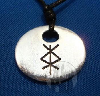 Binderunen Amulett 'Schutz'
