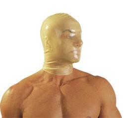 Latexmaske transparent