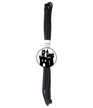Schnürsenkel - schwarz - Länge 180cm