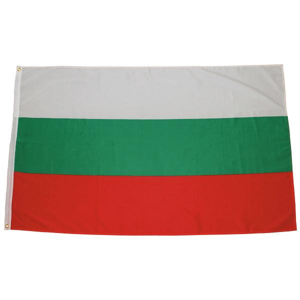 Fahne Bugarien