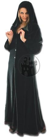 Robe mit Kapuze