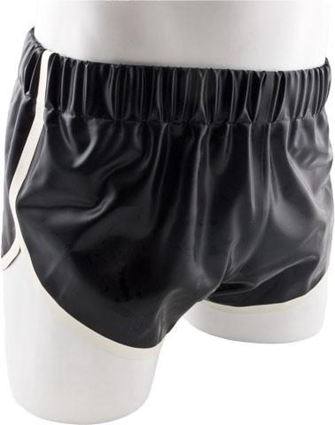 Latex Shorts 'Sport'