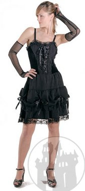Lolitaminikleider, Gothicminikleider, Mittelalterkleider, Satinkleider, Samtkleider und Netzkleider im Gothicfashion Shop