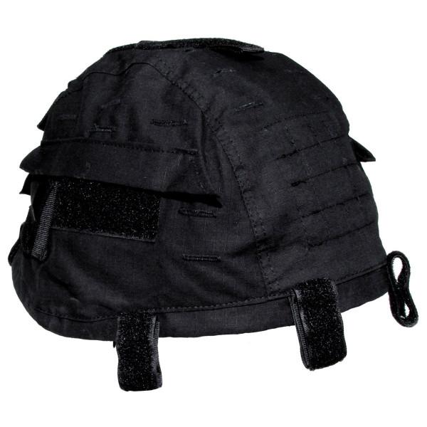 Helmbezug mit Taschen