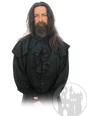 Mittelalterhemden, Gothicoberteile, Gothichhemden und Gothichosen im Gothicfashion Shop