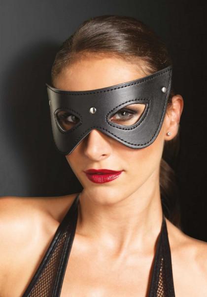 Fantasie Augenmaske mit Nieten