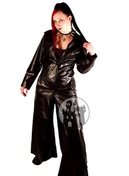 Im Fetisch shop - Bodykorsett in schwarz - Gothicshop