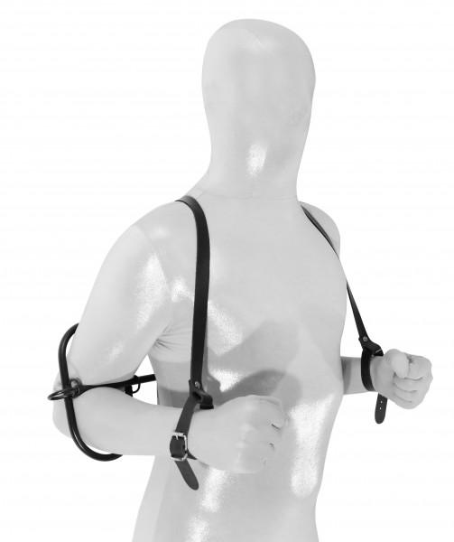 Ellenbogen- und Armfesseln