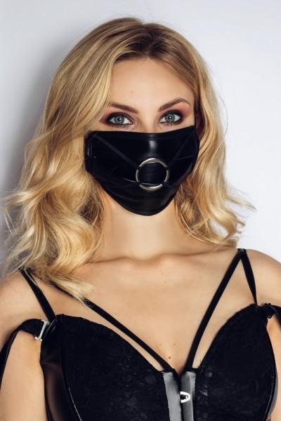 Maske mit Ring