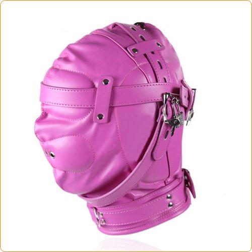 Kopfmaske mit 3 Riemen