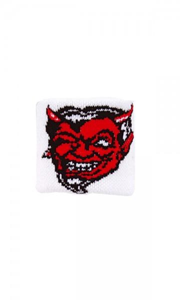 Schweißband mit Teufel