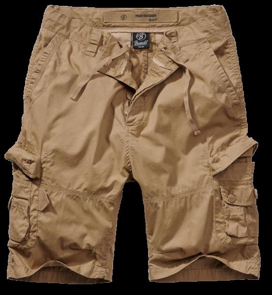 Shorts vorne camel