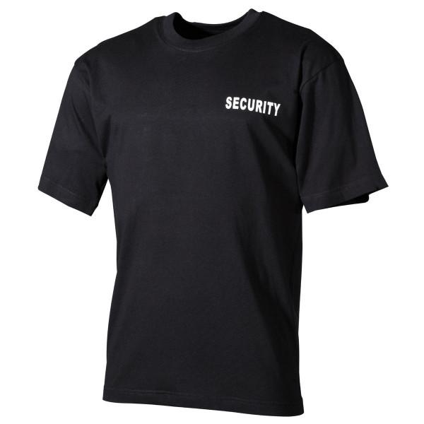 T-Shirt - mit 'Security' bedruckt 2