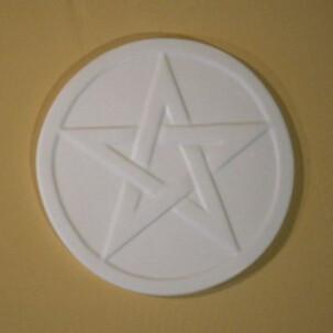Altar Pentakel