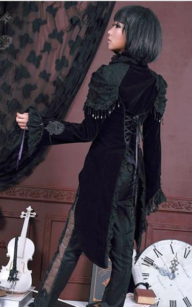 Jacke im Viktorianischen Stil