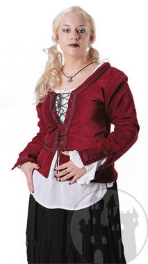 mittelalterliche Blusen und R